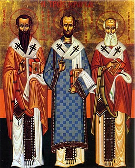 The 3 Hierarchs